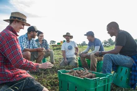 Rodale Institute Farmer Training_Credit Cynthia van Elk